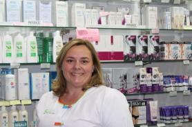 Mª Isabel Andrés - Farmaceútica y Óptica