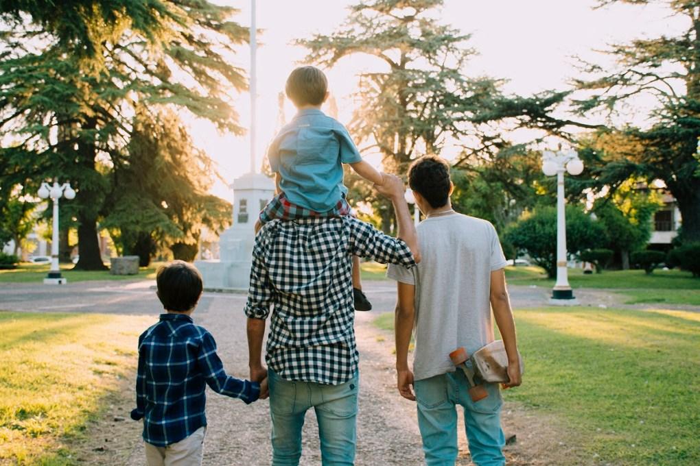como ser un padre presente