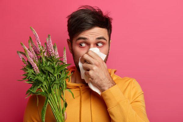 Septiembre: el mes de la primavera … y de las alergias