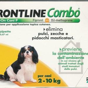 Frontline Combo cane 2