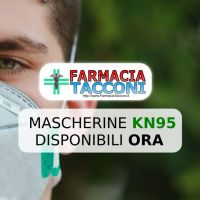 Arrivate MASCHERINE FFP2-KN95 DISPONIBILI ORA