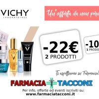 Fino a 22€ di SCONTO 🛍️ su creme viso VICHY!