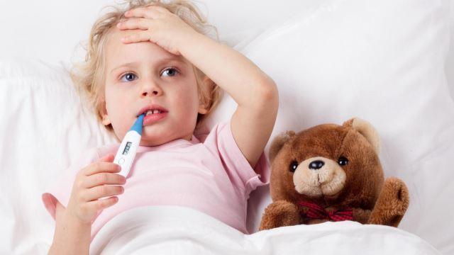 Apiretal para bajar la fiebre