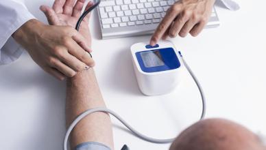 hipotensión-presión arterial baja