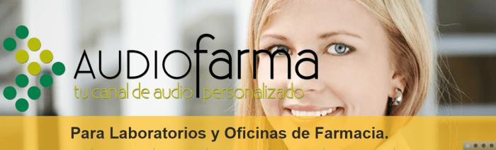 publicidad farmacia audio