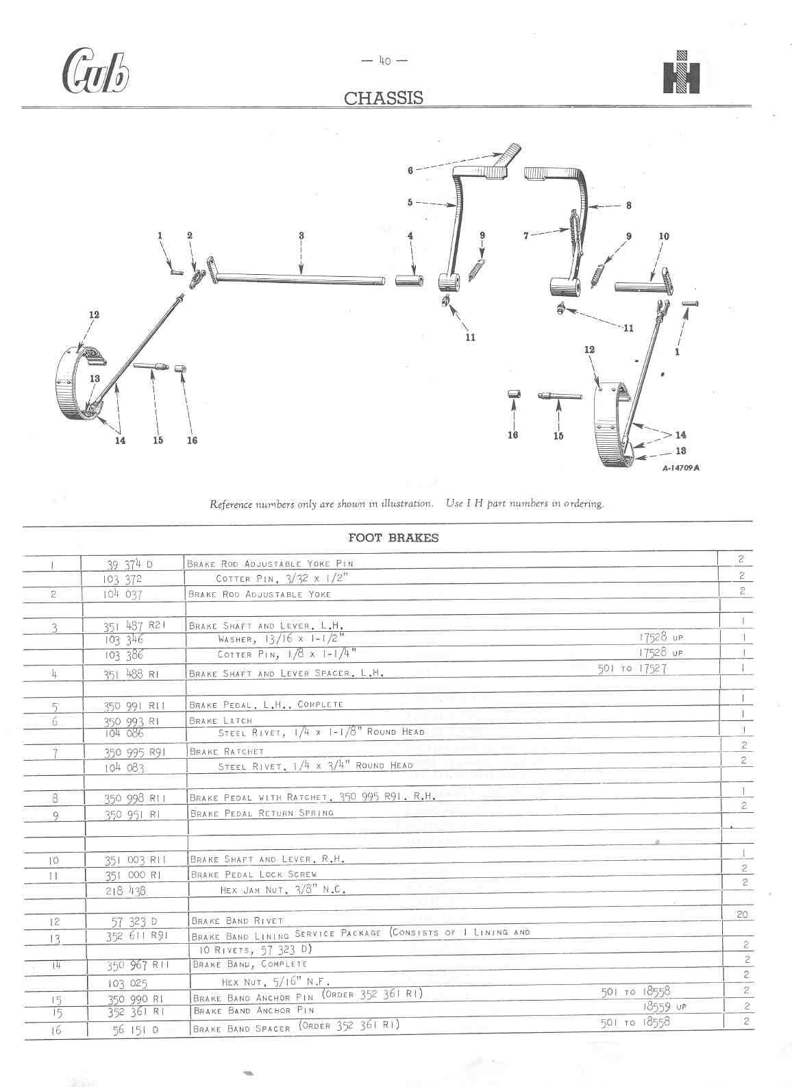 International 464 Wiring Diagram