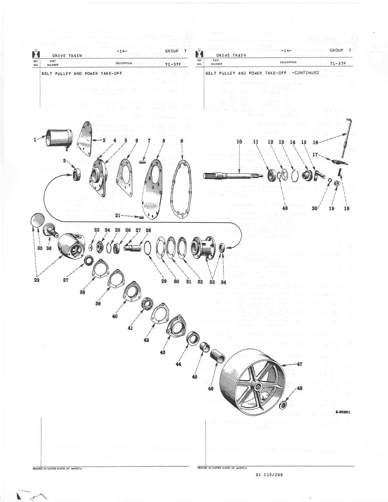 Ih 706 Hydraulic Diagram