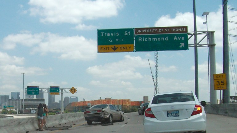 Houston's growing traffic violence crisis