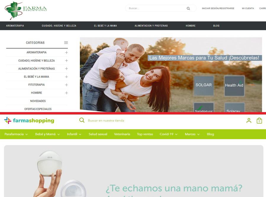 web farmashopping.com