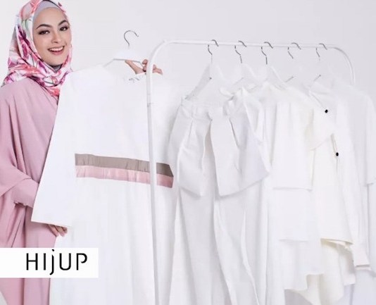 Online Shop Hijab Fashion