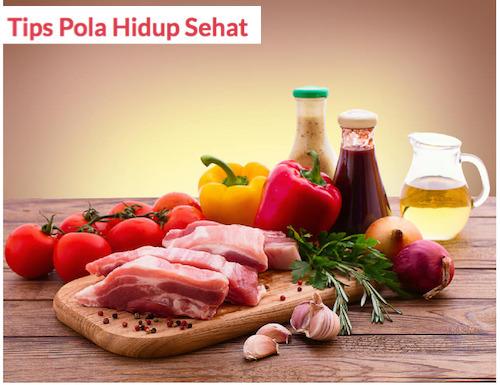 Nutrisi Tepat untuk Hidup yang Sehat