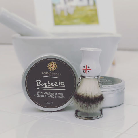 Barberia Line - Handmade Shaving Soap