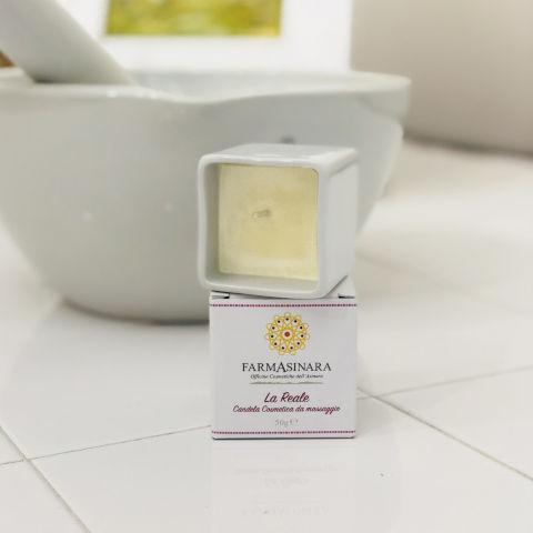 Body Massage Line - Cosmetic Massage Candle
