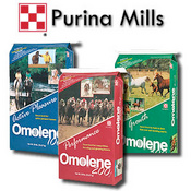 Purina Mills Horse Feed