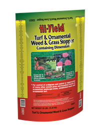 lawn weed control