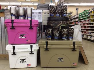 Orca coolers