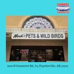 Noah's Pets & Wild Birds exterior