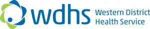 Western District Health Service logo