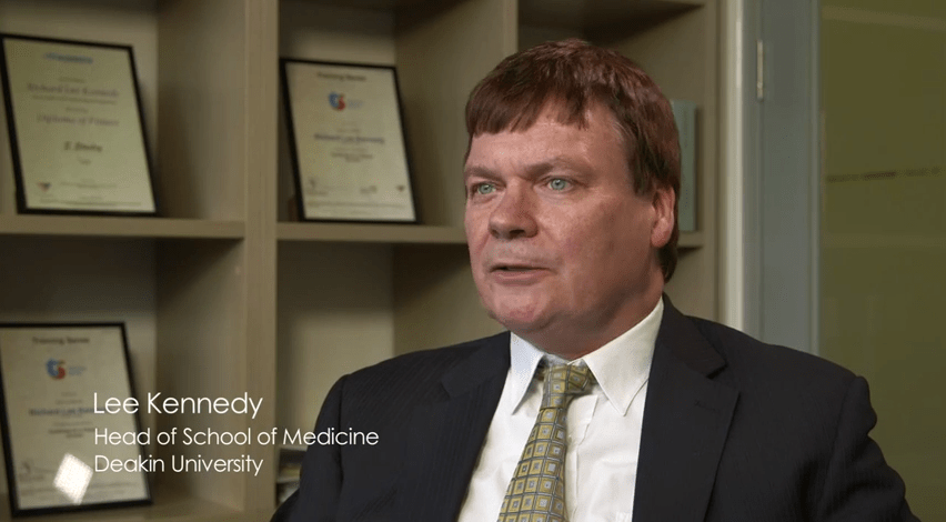 Lee Kennedy - Head of School of Medicine