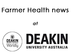 Farmer health at Deakin