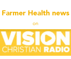 Farmer Health news on 20Twenty Christian Radio