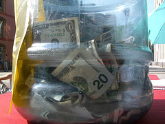 Cash Donations to the Friends of the Olympia Farmers Market