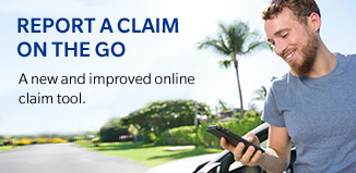 Insurance claim number