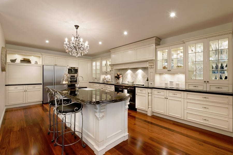 Country Kitchen Cupboard Ideas