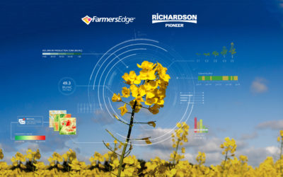 Farmers Edge and Richardson Pioneer Announce Exclusive Partnership to Boost Farm Digitization Across Western Canada