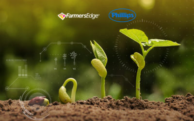 Farmers Edge and Phillips Seed Farms Inc. to Take Digital Connectivity to New Level in Prime Agricultural Region