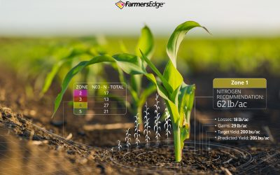 Farmers Edge Offers the Most Precise Nitrogen Management Tool at No Cost to Corn Growers in Wake of Unfavorable Weather Events