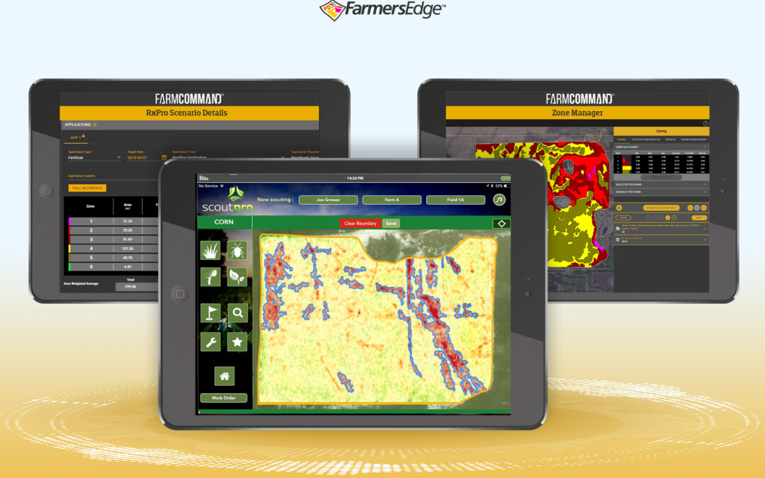 Farmers Edge Integrates ScoutPro into Suite of Digital Products for Agricultural Professionals