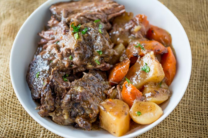 Ultimate Slow Cooker Pot Roast