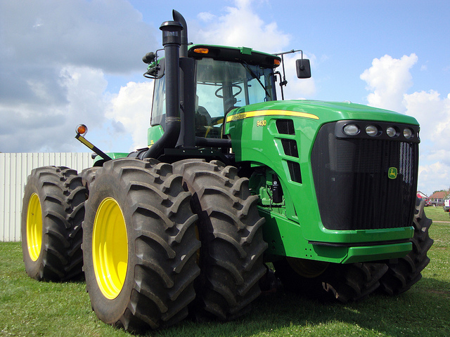 New Products From John Deere