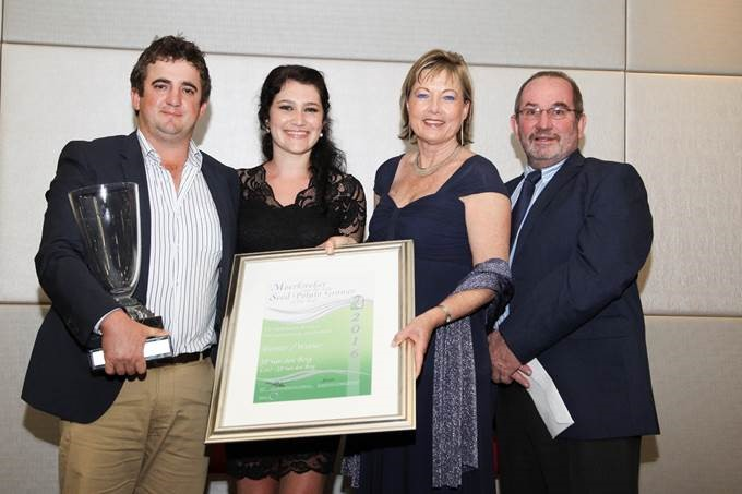 Seed Potato Grower of the Year 2016