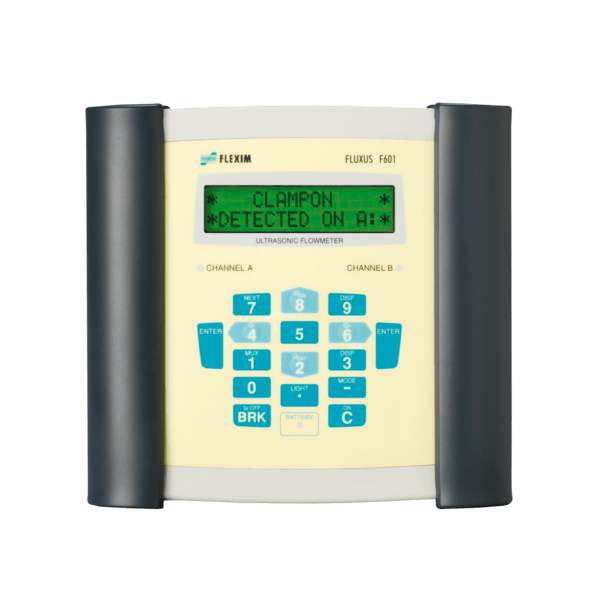 Easy-to-install clamp-on ultrasound flowmeters