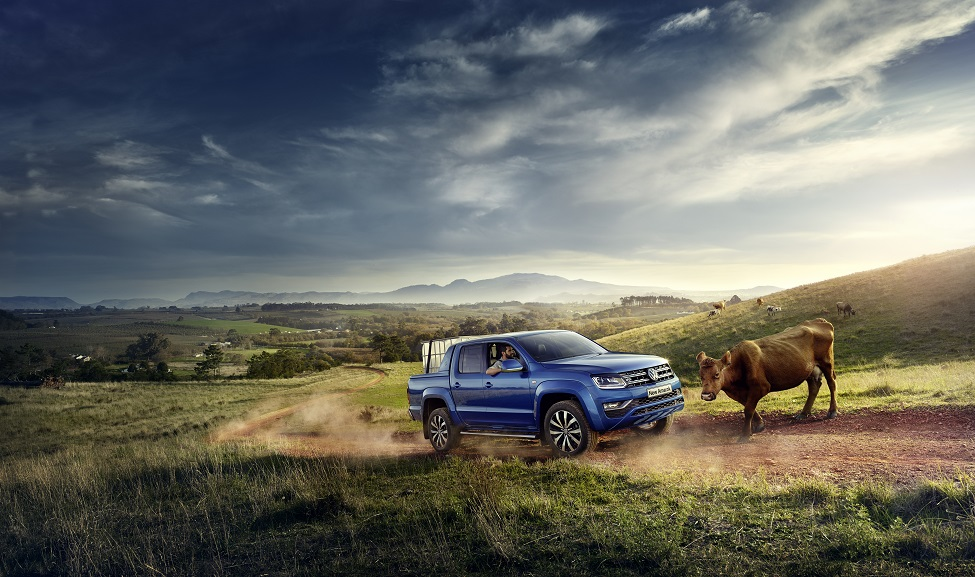 VW Commercial unveils Amarok 3.0 V6 at NAMPO 2017
