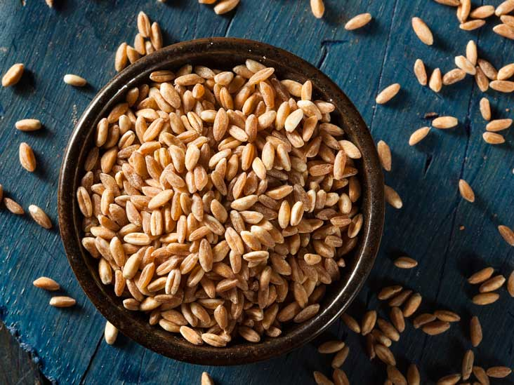 Advantages of roasted grains