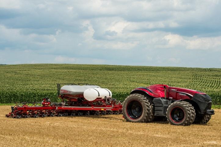 Case IH receives Good Design® Award: the Autonomous Concept Tractor recognized for design excellence