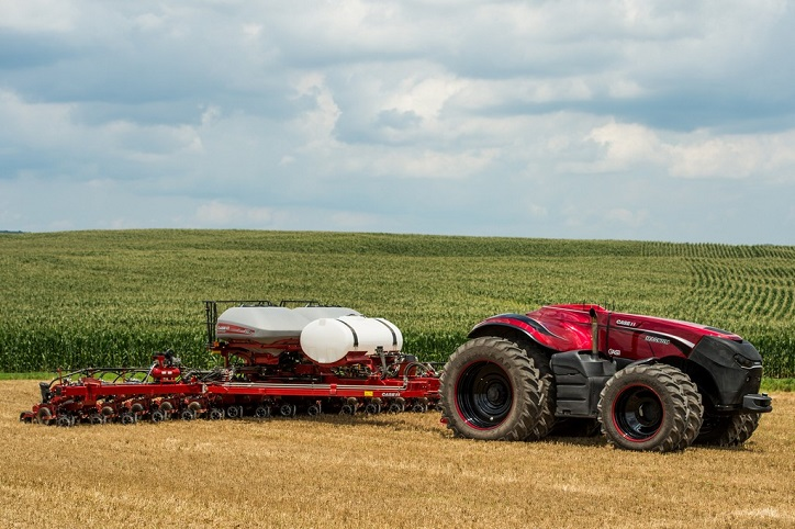 Case IH receives Good Design® Award: the Autonomous Concept Tractor recognized for design excellence