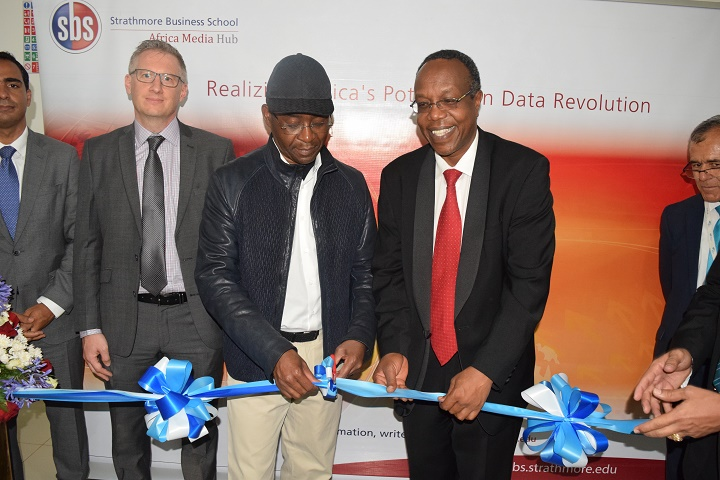 Liquid Telecom and Strathmore Business School to drive Africa's data revolution through new analytics center