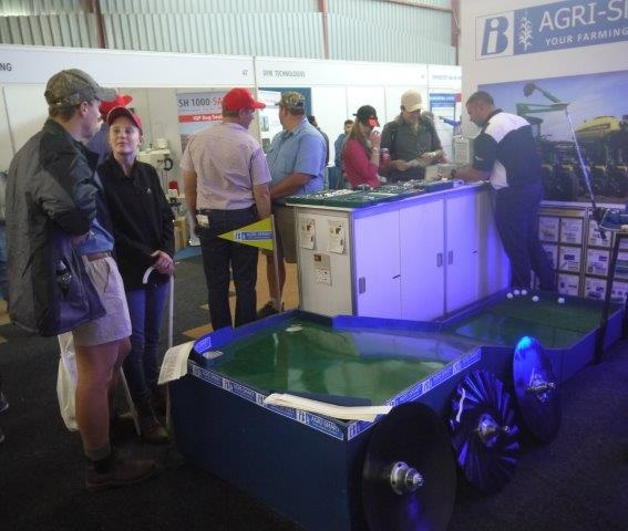 BI unveils Agri-Smart integrated solutions for farmers at NAMPO 2018