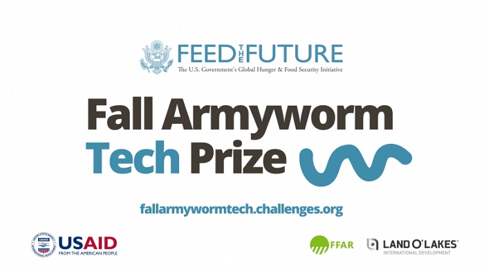Fall Armyworm Tech Prize: Highest Number of Entries from Africa