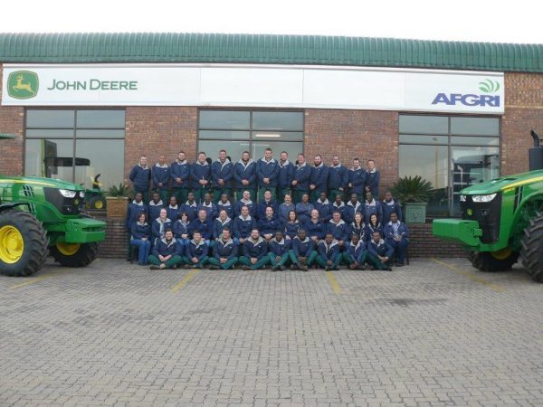 AFGRI Equipment and John Deere – automation data extraordinaire