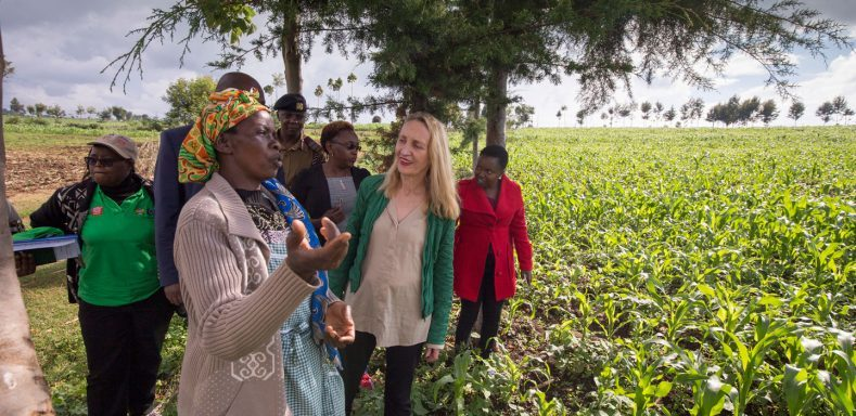 IFAD Vice-President in Kenya to promote innovations for rural transformation