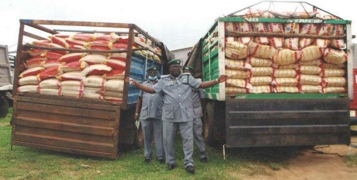 Nigeria to shut down border with neighboring country to curb rice smuggling