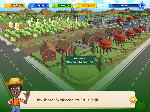 Branded interactive game hopeful of success during awards season