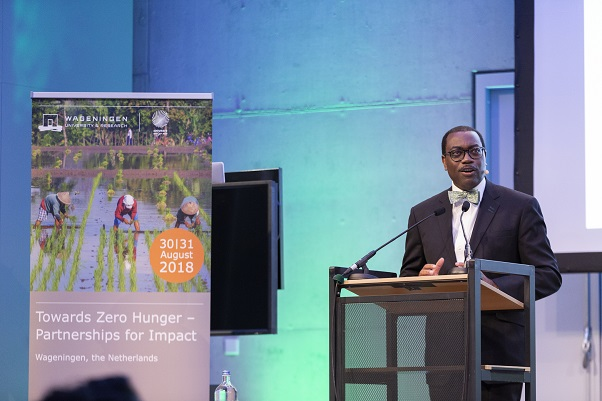 Could the future of food in the world depend on what Africa does with agriculture?