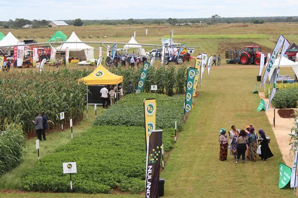 Agritech Expo Zambia celebrates 6th birthday in Chisamba in April!