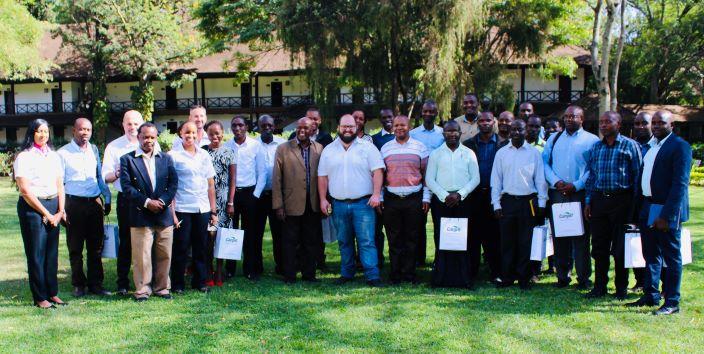 Cargill holds educational seminars in Nairobi for Kenyan farming community
